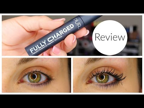 Pür Minerals Fully Charged Magnetic Mascara Review | Bailey B.