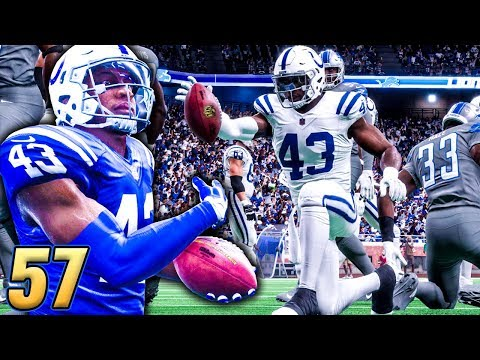 ANDREW LUCK IS INJURED, CAN MATT CARRY THE TEAM? | Madden 18 Career Mode [RB] Ep.57