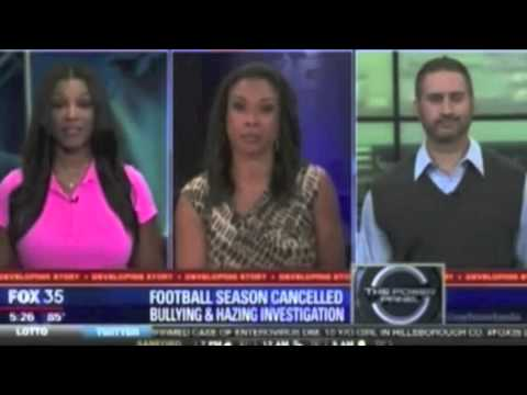 Sayreville War Memorial High School Hazing Cancels Football Season | Dallas Counselor Jada Fox 35