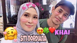 Cinta luar biasa - Khai Bahar feat Siti nordiana ( SMULE ID )