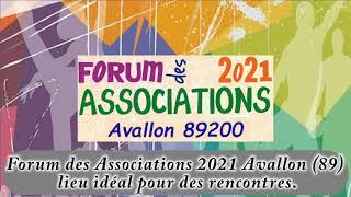 Forum des Associations Avallon (89) lieu idéal pour des rencontres. - 4