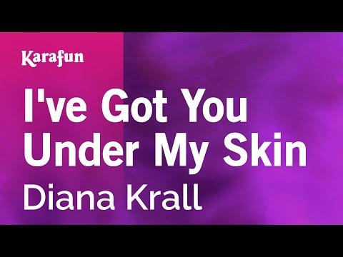 Karaoke I've Got You Under My Skin - Diana Krall *