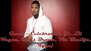 Game Celebration feat. Lil Wayne, Tyga, Chris Brown Wiz Khalifa.mp3