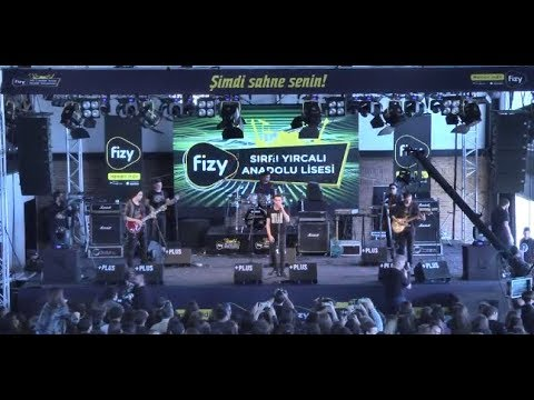 Fizy Liseler Arası Müzik Yarışması Sırrı Yırcalı Anadolu Lisesi Pilli Bebek-Bak Cover