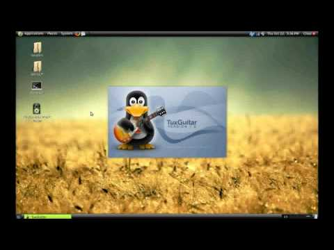 Making Sheet Music in Linux With TuxGuitar (Ubuntu Jaunty 9.04)
