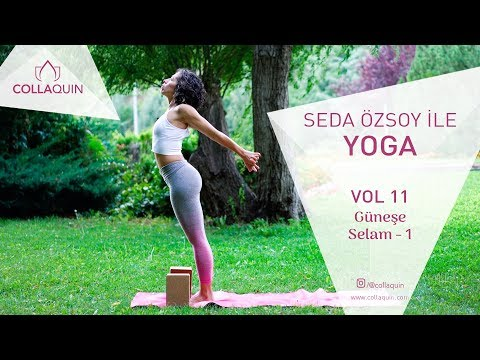 Seda Özsoy İle Yoga | Vol 11 | Güneşe Selam 1