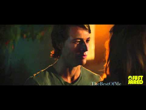 Liana Liberto Kisses Luke Bracey in Exclusive 'The Best of Me' Clip - Watch Now!