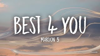 maroon-5---best-4-you