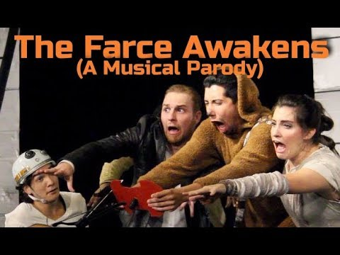 The Farce Awakens (A Musical Parody)