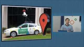 Como es la captura de imagenes para Google Street View Free HD Video