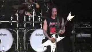 3 Trivium - Drowned And Torn Asunder Live at Download 06