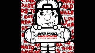 Lil Wayne - Wish You Would (Dedication 4) CDQ/Dirty Track 14 Lyrics