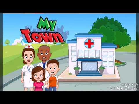 تحميل لعبة my town