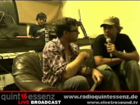 1/2 Tanith Interview @ electrosound.tv mit MMeindl