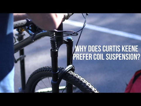 Why Does Curtis Keene Prefer Coil Suspension? Vital B Sides