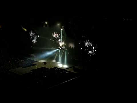 Scorpions Drum Solo by Mikkey Dee LIVE 04-OCT-2017 (Oracle Arena, California)