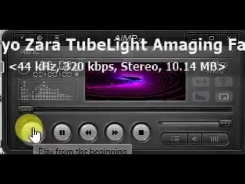 Sajan Radio Bajaiyo Zara TubeLight Amaging Fadu Extra New Love Dholki Mix DjAyazMix Free Flp Project