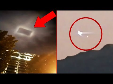 5 Mysterious Solar Eclipse UFO Encounters That Are Unexplained!