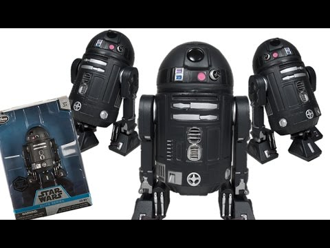 Star Wars Rogue One Elite Series C2-B5 Die Cast Disney Store Exclusive Toy Review