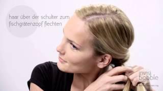 Invisibobble DIY Fishtail Frisur | Stadt-Parfümerie Pieper Thumbnail