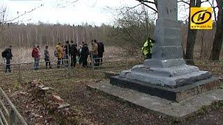 Школьники нашли в Борисовском районе деревню, сожжённую во время войны