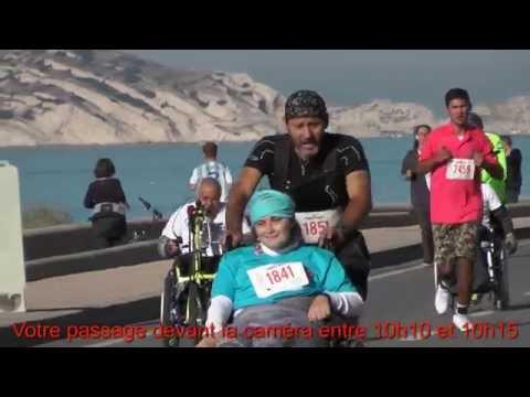 L'algernon 2015 - course de l'intégration - Votre passage sur la corniche