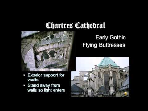 Chartres Cathedral Architecture Youtube