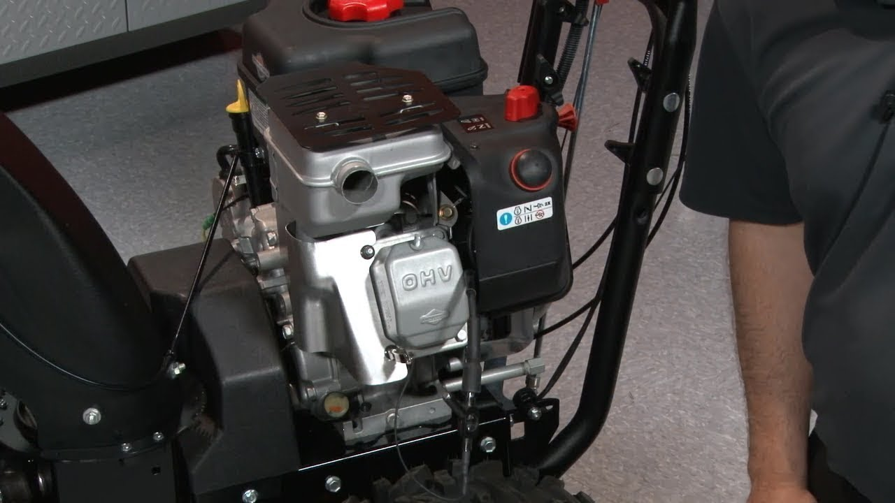 How to Troubleshoot Your Snow Blower Not Starting
