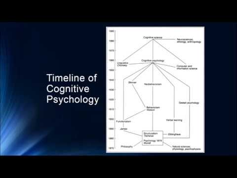 Cognition 1 2 Foundations of Cognitive Psychology