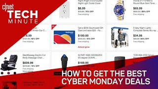 How to get the best Cyber Monday deals
