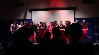Boy: Redline A Cappella Invitational 2018
