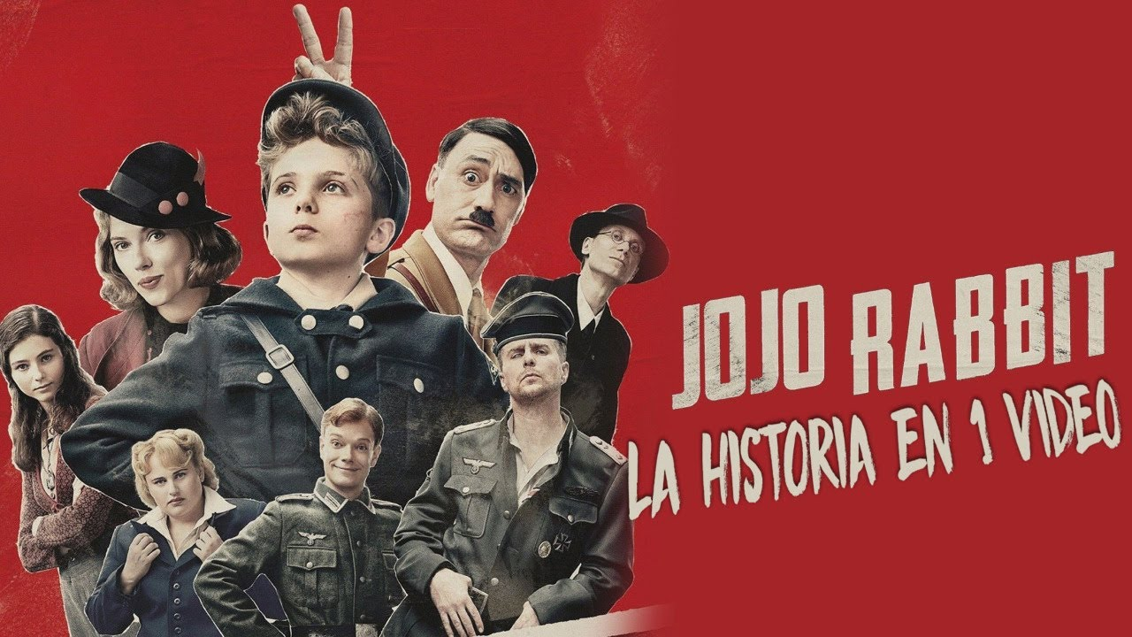 Jojo Rabbit: La Historia en 1 Video