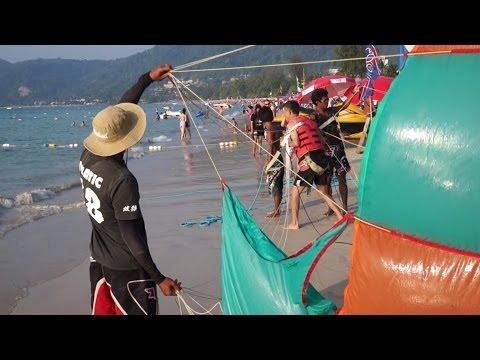 Parasailing Phuket – Thailand 2014
