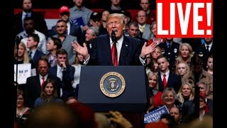 President Donald Trump EXPLOSIVE Rally in Topeka Kansas  Massive MAGA Speech🔴