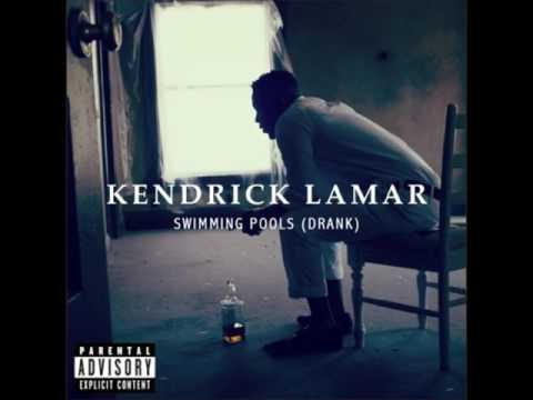 Kendrick Lamar - Swimming Pools Drank (Lyrics)