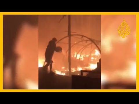 ???? بعد حرق خيامهم بالناصرية.. متظاهرو #العراق: الثورة مستمرة  - نشر قبل 1 ساعة
