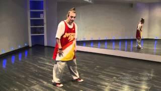 Илья Вяльцев - урок 1: видео уроки танцев хип хоп