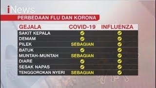 Beda Virus Influenza dan Virus Corona | Katadata Indonesia.