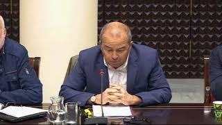 Paco Déniz (Podemos) sobre la asignatura de defensa que prepara el estado