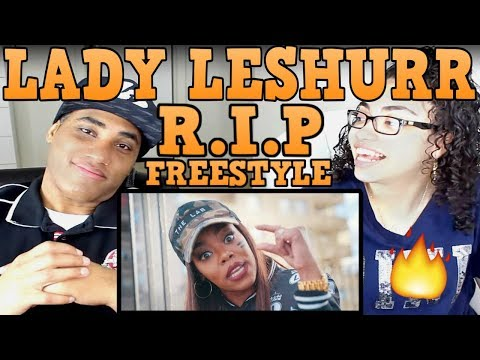 Lady Leshurr  RIP REACTION