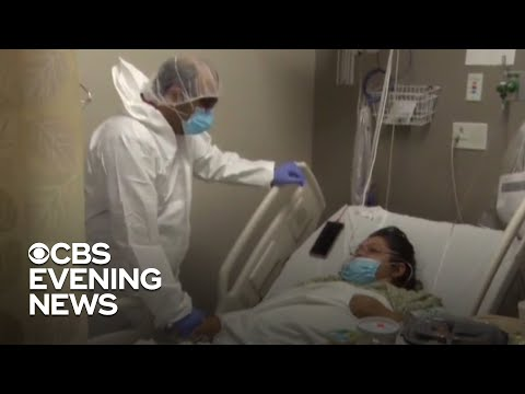 From the front lines: Inside Texas hospital overwhelmed by coronavirus patients