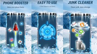 CPU Cooler - Cooling Master, Phone Cleaner Booster Android Apk 2021 screenshot 1
