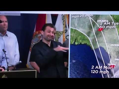 funny sign language guy translator breaks down gov sco