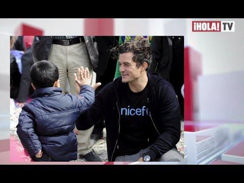 VIDAS DE CINE: El actor Orlando Bloom desde sus comienzos | ¡HOLA! Cinema