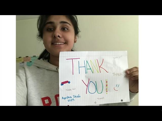 Thank You MMHS Teachers - Teacher Appreciation Week 2020