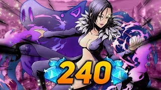 WHAT IS THIS LUCK!?! Brand New Merlin Summons! | Seven Deadly Sins Grand Cross