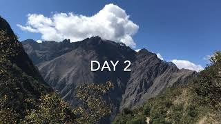 Peru Travel Video - 2018
