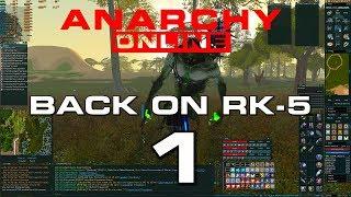 Anarchy Online  -  RK-5 SERVER - DAY 1