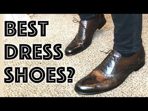 MOST VERSATILE Dress Shoes | Paul Evans Review