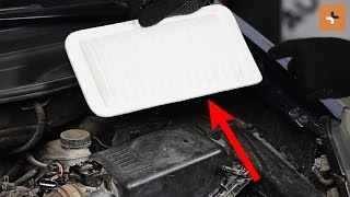 How to replace Oil Filter HYUNDAI ACCENT III (MC) Tutorial
